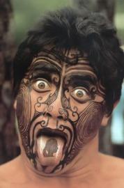 Face tatoo